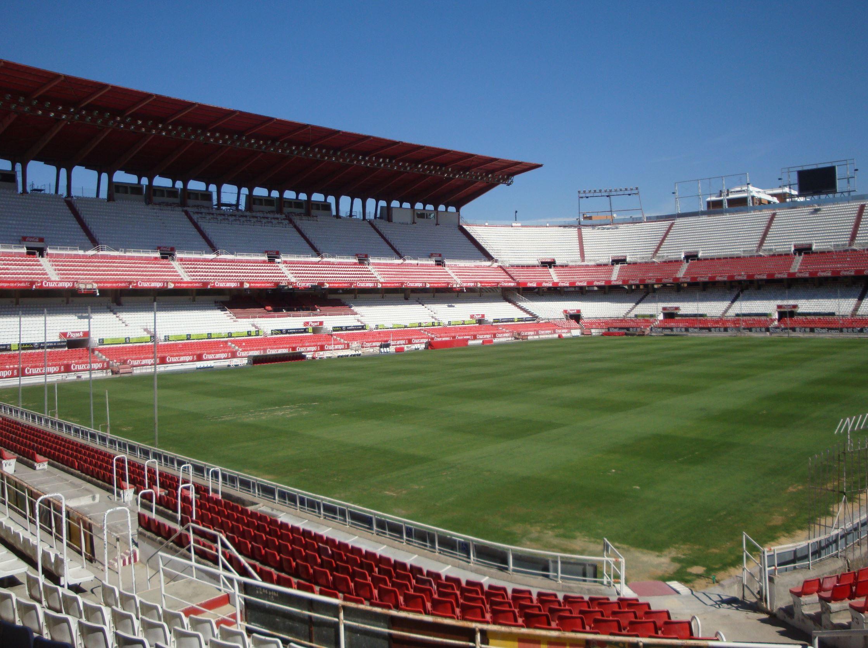 Asientos estadio Ramón Sánchez-Pizjuán