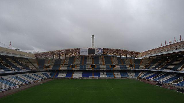 asientos estadio riazor